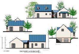 Des idées de plans pour imaginer votre future maison !   La maison bois   Scoop.it
