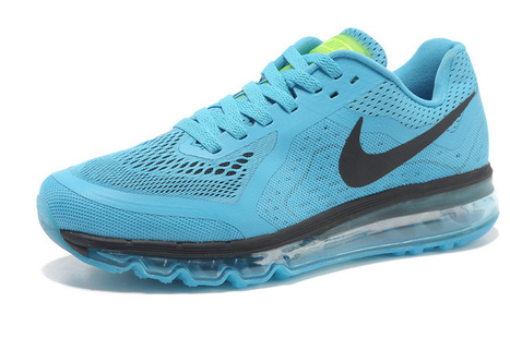 Nike Air Max 2014 Blue Black Sunset Shoes Inexpensive | nice day | Scoop.it