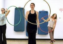Hula hooping is hip! 'Hoopsters' put circus-inspired spin on cardio workout | Troy West's Radio Show Prep | Scoop.it