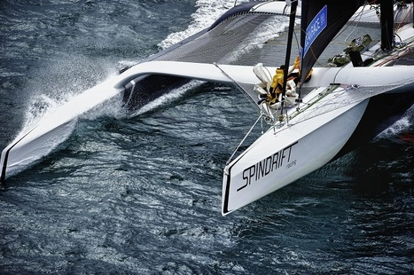 45: Mod 70 News Spindrift Win | #AC34 | Scoop.it