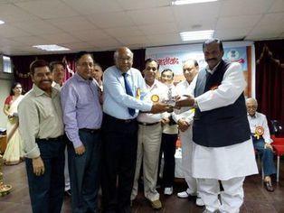 23rd Aashirvad Rajbhasha Award Won by IDBI Bank | IDBI Bank | Scoop.it