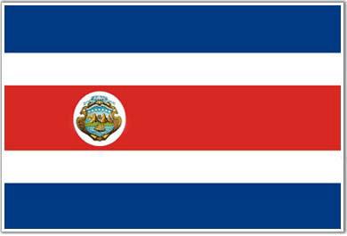 Flag of Costa Rica   Costa Rica, Bailey Sharpe   Scoop.it