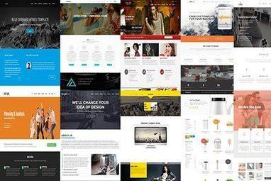 45+ Fantastic Responsive CSS3 HTML5 Templates Free Download & Premium | wpfreeware | Scoop.it