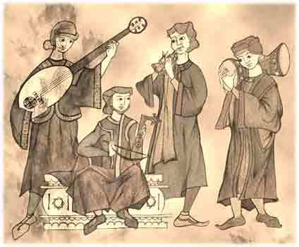 The History of Music - Middle Ages | Educación Musical | Scoop.it