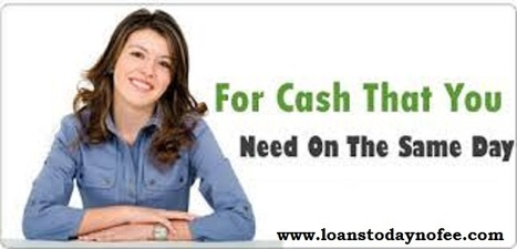Stay Away From All Financial Crises With The Help Of Same Day Loans | Loans Today No Fee | Scoop.it