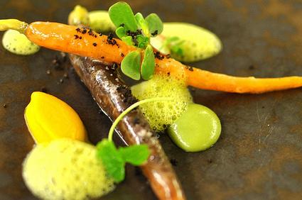 ChuckEats » l'Agape Substance (Paris) – A French Fall | Exploring the Paris food scene | Scoop.it