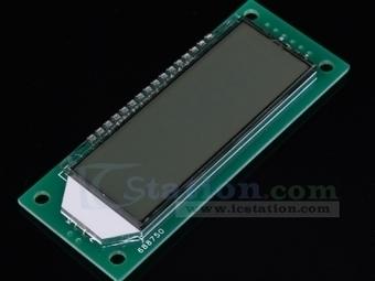 Segment LCD Module 6 Bit 8 Segment 3 wires SPI HT1621 Module Character LCD for Arduino - Character LCD - Arduino, 3D Printing, Robotics, Raspberry Pi, Wearable, LED, development board Black Friday ...   Modules   Scoop.it