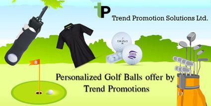 Having Golf Balls in your Promotional Activities | Trend Promotion Solutions Ltd. | Scoop.it