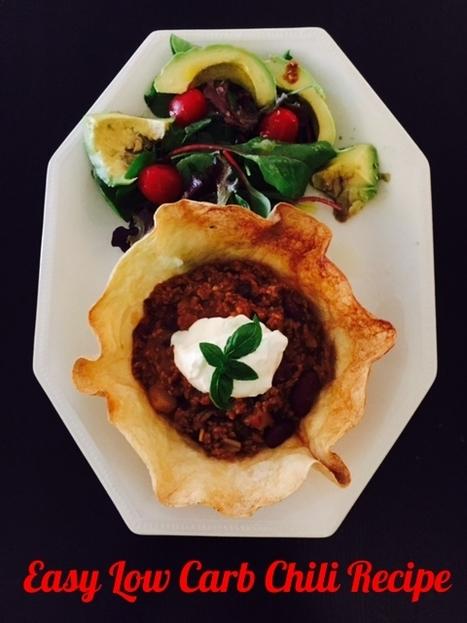 Easy Diabetic Chili Recipe | Best Easy Recipes | Scoop.it