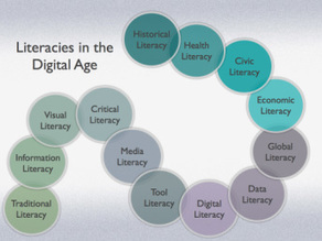 Kathy Schrock's Guide to Everything: Literacy in the Digital Age | Technology and Risks | Scoop.it