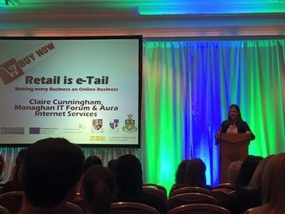 Local business woman Claire Cunningham... - Carrickmacross Chamber of Commerce | Facebook | Carrickmacross | Scoop.it