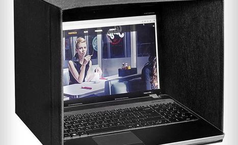 Rendre votre PC portable lisible en plein soleil pour 2.99€ IKEA l'a fait ! | Brèves de scoop | Scoop.it