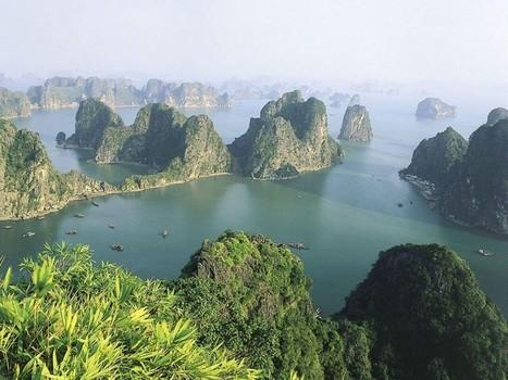 Ha Long Bay, Vietnam | Favorite pictures | Scoop.it