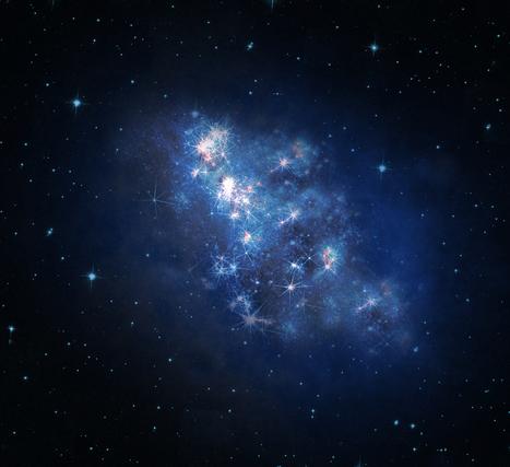 Astrónomos descubren la galaxia más lejana conocida | EntreClicK-Security | Scoop.it