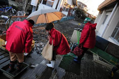 [Photo] L'armée du salut coréenne à Sendai, Japan | Flickr - Photo Sharing! | Japon : séisme, tsunami & conséquences | Scoop.it