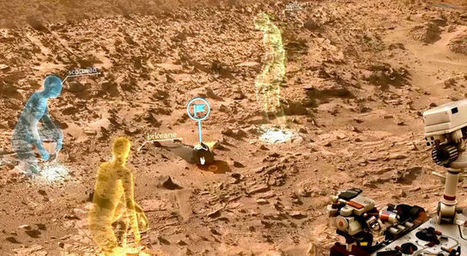NASA, Microsoft Collaboration Will Allow Scientists to 'Work on Mars' | Embodied Zeitgeist | Scoop.it