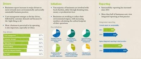 CSR_report_2014 | Renewable & Sustainable Resource Usage | Scoop.it
