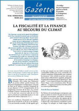 Politique climatique et fiscalité. | SES-BANK | Scoop.it