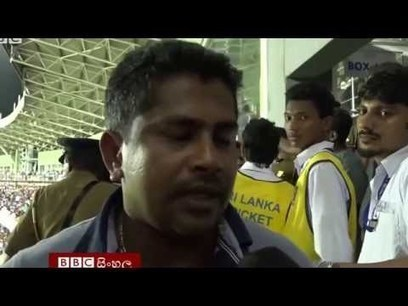 (Video) Herath pays tribute to Dilshan | Sri Lanka Cricket | Scoop.it