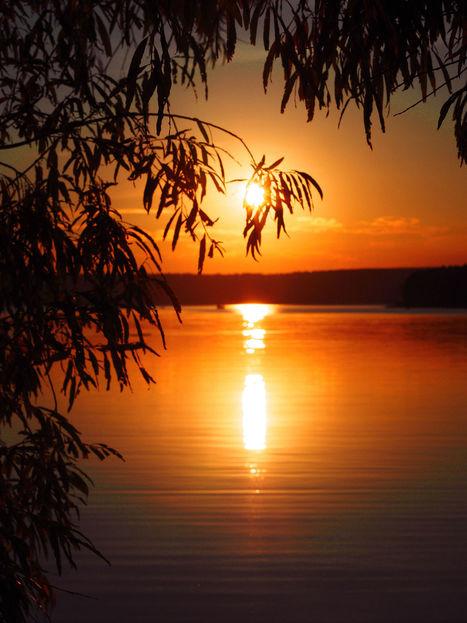 September sunset byAnna Menshikova | My Photo | Scoop.it