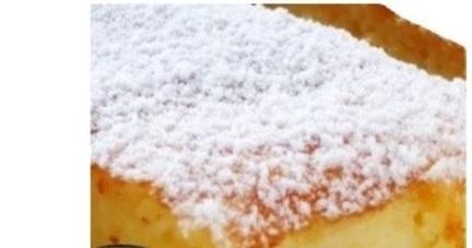 Recette de gâteau au fromage aromatisé au citron (Hongrie) | Desserts street food | Scoop.it