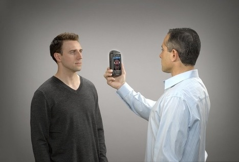 Now Your iPhone Can Read Fingerprints, Scan Irises and ID Your Face | Danger Room | Wired.com | myHealthcareWorld | Scoop.it