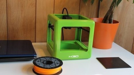 Cheap 3D printer is Kickstarter hit | Munduko joerak | Scoop.it