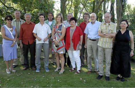 Werk van 26 kunstenaars in twaalf private tuinen - Het Nieuwsblad   cultuurnieuws   Scoop.it