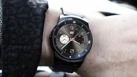 LG G Watch R – High-Quality Smartwatch - GadgetPress | GadgetPress | Scoop.it