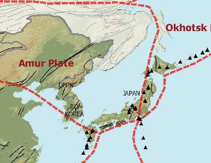 Global Rumblings: Japan-Earthquake Danger-Fault Lines!   Global Rumblings   Scoop.it