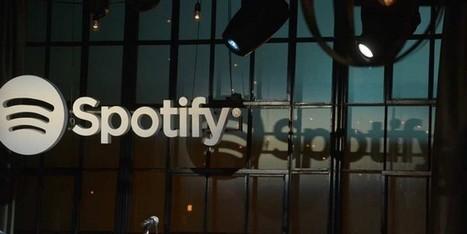 Spotify : les investisseurs de sa levée de fonds dévoilés - MyBandNews | Radio 2.0 (En & Fr) | Scoop.it