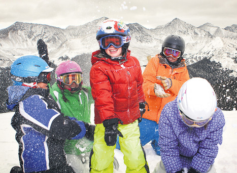 Planning a Family Ski Trip - Sun-Sentinel | Spring is here | Scoop.it