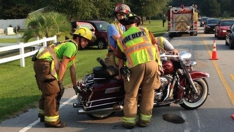 One dead after two separate motorcycle accidents in Jacksonville - WCTI12.com | Motorcycles | Bikers Safety | Scoop.it