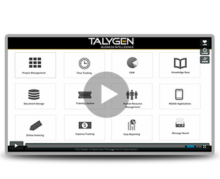 Project tracking software | Talygen Business Automation Software | Scoop.it