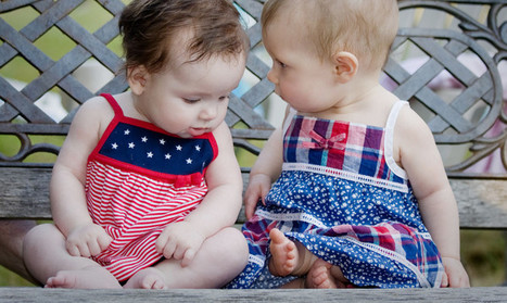 How babies decide who to 'chat up' - Futurity | Second Language | Scoop.it