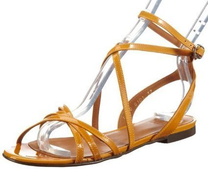 ***   Billi Bi Copenhagen 5101250, Damen Sandalen, Gelb (Yellow patent), EU 40 | Damen Sandalen Günstig | Scoop.it