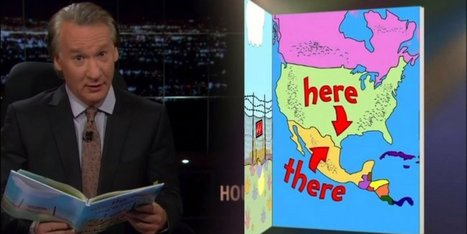 WATCH: Bill Maher Bashes Republicans Over Border Crisis With Epic Dr. Seuss Parody | Surveillance Studies | Scoop.it