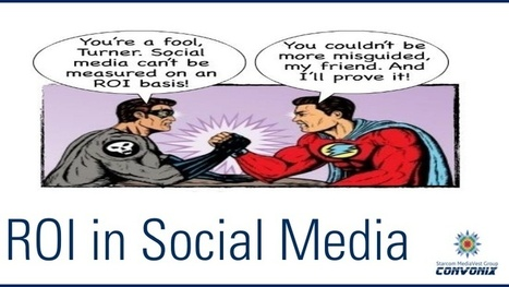 ROI in Social Media | The #Social #Influence | Scoop.it