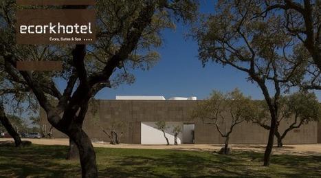 Boas Notícias - Évora tem o primeiro hotel do mundo revestido a cortiça | Sustainable Turism | Scoop.it