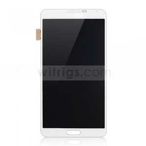 OEM Complete LCD Screen with Digitizer Replacement Parts for Samsung Galaxy Note 3 SM-N900A - Witrigs.com White | OEM Samsung Galaxy Note 3 repair parts | Scoop.it