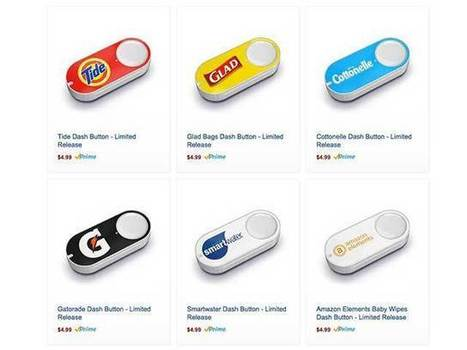 Heard of Amazon Dash? Yet Another Amazon Prime Perk You Might Want to Try | Relevant Retail | Scoop.it