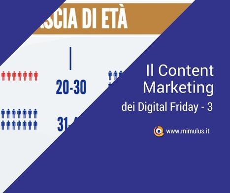 Come gestire un piano di Content Marketing (parte 3) | Digital Friday by Mimulus | Scoop.it
