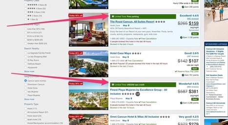 #Expedia lets hotels offer freebies as an alternative to rate cutting -  | ALBERTO CORRERA - QUADRI E DIRIGENTI TURISMO IN ITALIA | Scoop.it