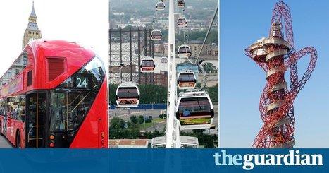 Bikes, buses and bridges: Boris Johnson's biggest design blunders | News from around the Globe | Scoop.it