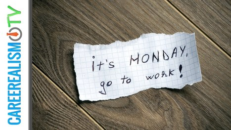 The #1 Thing You Should NEVER Do On A Monday | CAREEREALISM | Social Networking | Scoop.it