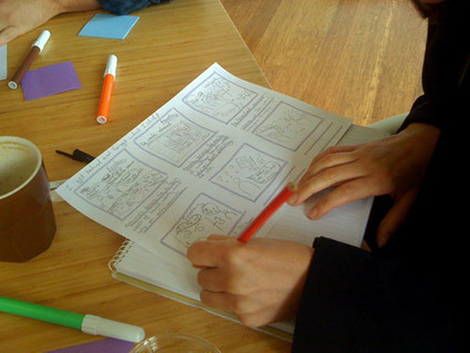 Storyboarding & UX – part 3: storyboarding as a workshop activity   Johnny Holland   Creating new possibilities   Scoop.it