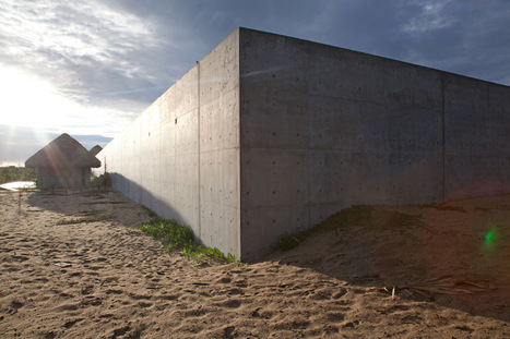 The new Casa Wabi Foundation by Tadao Ando in Mexico combines tradition and modern design | Architecture | Wallpaper* Magazine | Today's Modern Architects and Architecture | Scoop.it