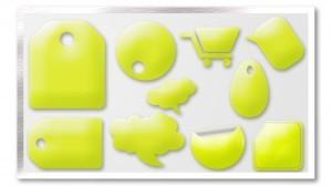 Adobe Photoshop Labels II Brush Set | Free Photoshop Brushes at Brushstock.com | Scoop.it