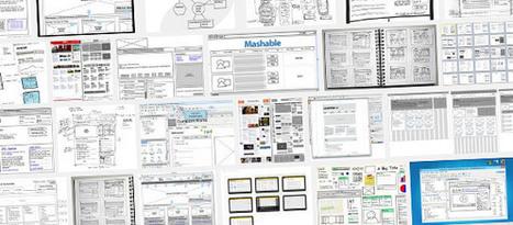 15 outils de wireframing & de mockups | outils du web | Scoop.it