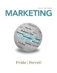 Test Bank For » Test Bank for Marketing 2014, 17th Edition : Pride Download | Marketing Test Bank | Scoop.it